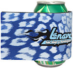 Full Color Neoprene Slap Wrap Can Cooler